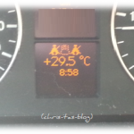 9 Uhr - 29,5 Grad - Hitzerekord Pfingsten 2014