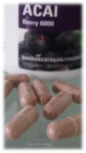 Acai Beere - Nahrungsergänzungsmittel