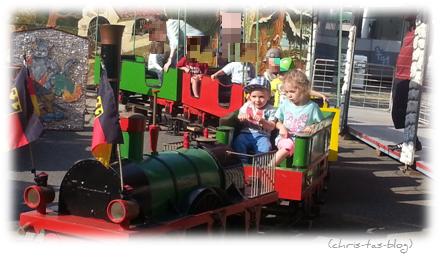 Adler Eisenbahn für Kinder