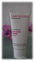 Aloe Vera Creme Santaverde