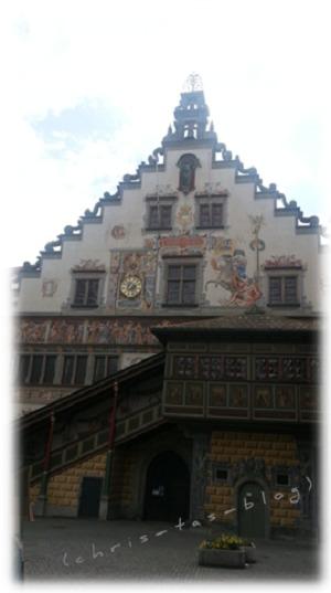 Altes Rathaus in Lindau Bodensee