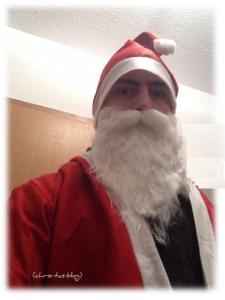 Am 6.12. kommt der Weihnachtsmann