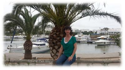 Am Hafen Marina auf Mallorca