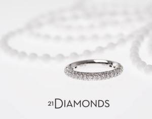Modell Anja von 21diamonds