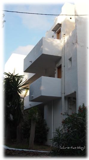 Apartementkomplex Cala Llenya Ibiza