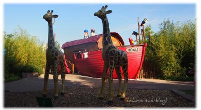 Arche Noah im Playmobil Funpark
