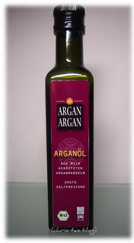 Arganöl für die Küche