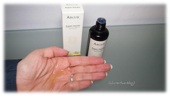 Argan-Hautöl vielseitig einsetzbar