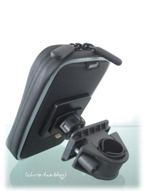 Arkon SM032 wasserfeste Tasche mit Fahrradhalterung