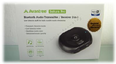 Avantree® Saturn Pro