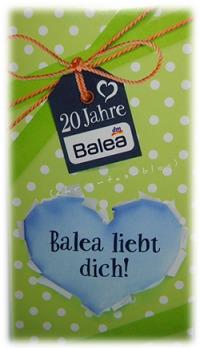 Balea feiert 20. Geburtstag