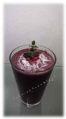 roter Smoothies
