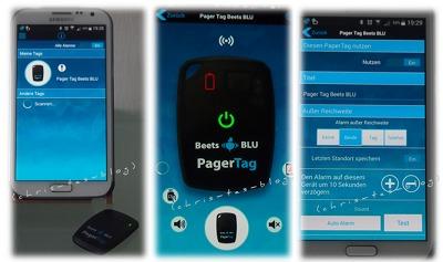 Beets BLU auf Samsung