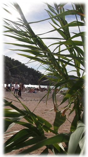 Cala Benirrás - Strand in Ibiza