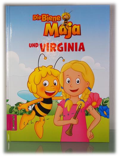 Biene Maja und Virginia