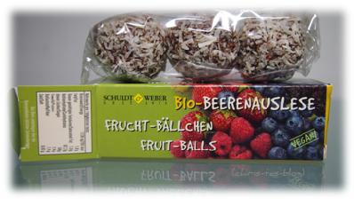 Bio-Beerenauslese von Purvida-Natur-Produkte-Versand