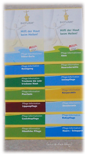 Bioturm ® Infomaterial