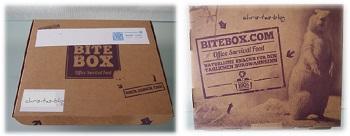 Bitebox kommt direkt nach Hause