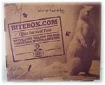 Bitebox mit auserwählten Snacks
