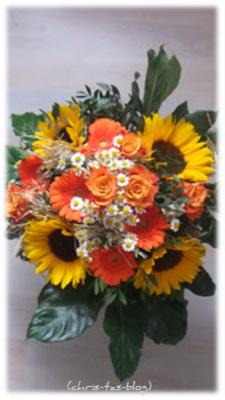 Blumengrüße versenden