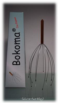 Bokoma Massagegerät für den Kopf