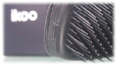 Anordnung der Borsten ikoo brush
