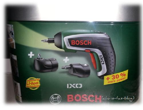 Bosch Ixo Akkuschrauber
