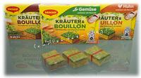 Bouillon Kräuter neue Sorten Maggi