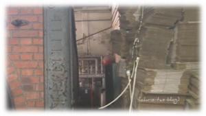 weitere Fotos vom Inneren der Brauerei