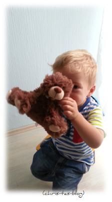 Brooklyn und sein neuer Freund - Teddy von Martin Bären