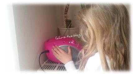 CD im Player