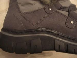 Stiefel-Details - tolle Verarbeitung