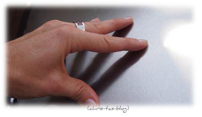 Caramba soll vor Fingerabdrücken schützen