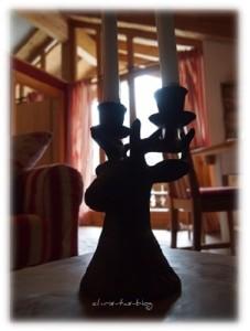 liebevoll eingerichtet: Casa Claudia Ferienwohnung