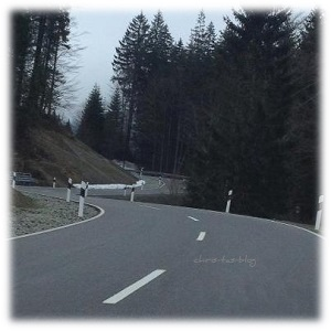 Riedbergpass - ein Grauen für mich