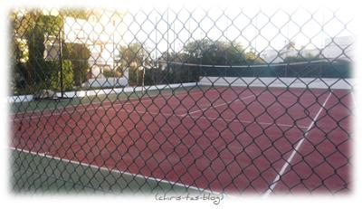 Club Martha´s Tennisplatz