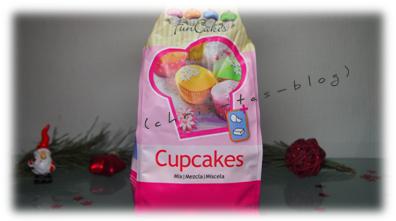 Backmischung für Cupcakes