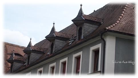 Dachgiebel Neustadt Aisch