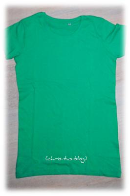 Damen Bio Shirt emerald