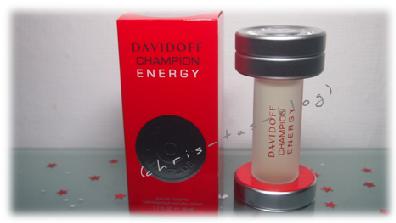 Davidoff Champion Energy zu gewinnen