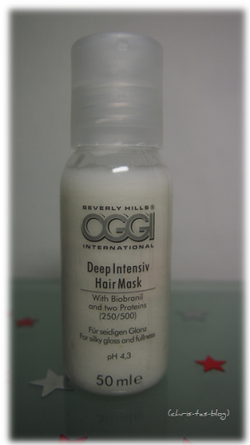 Deep Intensiv Hair Mask von Oggi International