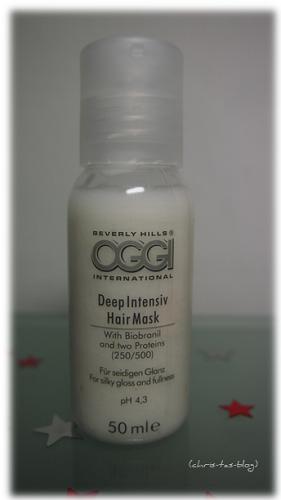 Deep Intensiv Hair Mask von Oggi International