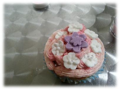 Deko auf unseren Cupcakes