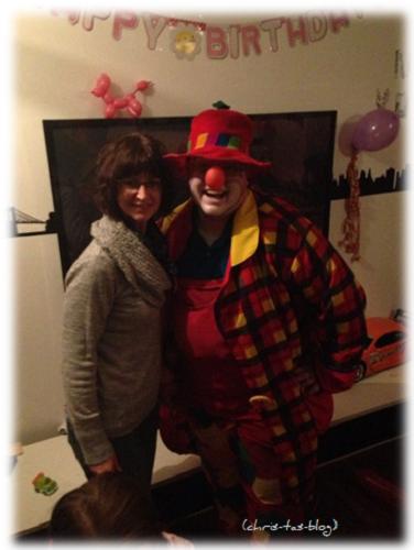 Der Clown und ich