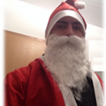 Der Weihnachtsmann war da