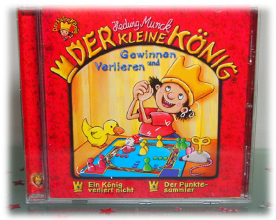 Der kleine König CD Hörspiel