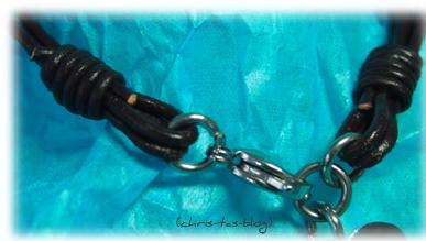 Details Armband mit Herzanhänger aus dem Glitzerladen
