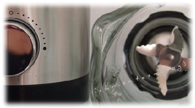 Dicke Glaskanne für Kompaktmixer MWF
