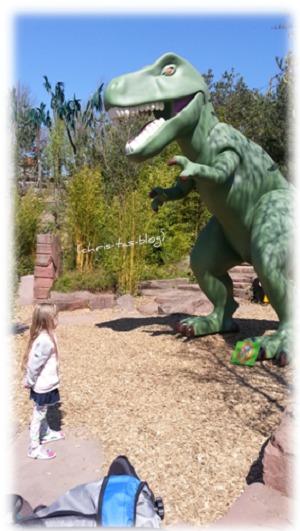 Dinosaurier Playmobil-Funpark