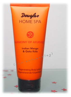 Douglas Home Spa Body Lotion
